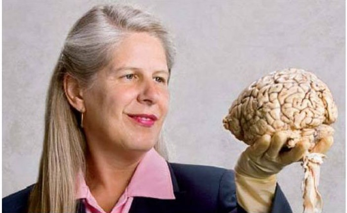 Dr. Jill Bolte Taylor – Utazás a két agyfélteke körül